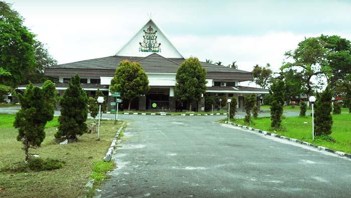 Aula Universitas Palangka Raya