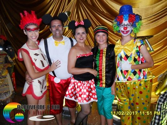 Fotos do Baile Municipal de Arcoverde