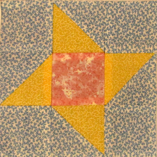 how to make a friendship star quilt pattern block tutorial