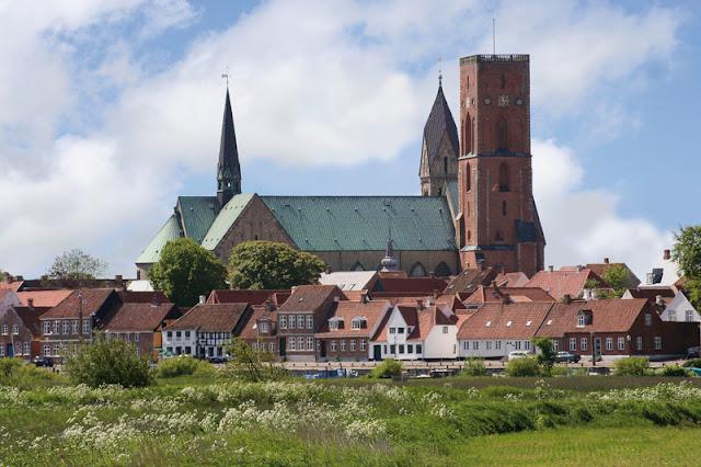 Catedral de Ribe - o que fazer na península de Jutland, Dinamarca