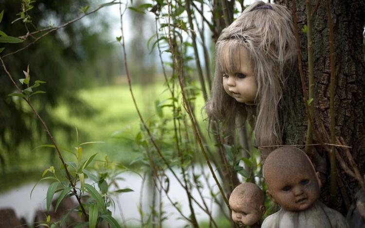 мертвые куклы