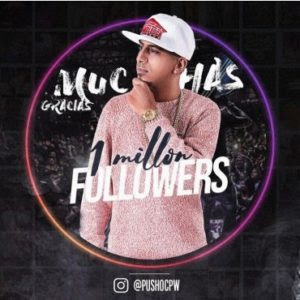 Pusho Celebra 1 Millón De Seguidores En Instagram