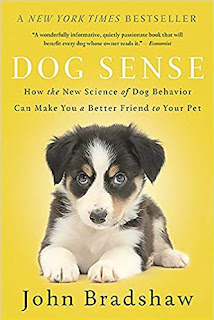 Animal lovers on the books that changed their lives: Dog Sense book cover