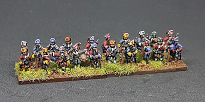 1st place: Mixed grenadiers, by redstef - wins £40 Pendraken credit!