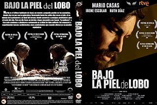 Bajo la Piel de Lobo - Cover DVD
