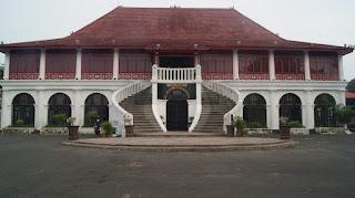 Museum Sultan Mahmud Badaruddin II Palembang
