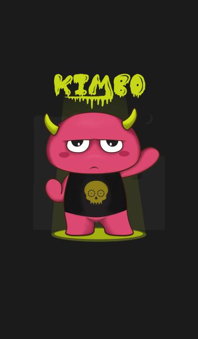 Kimbo The Cute Monster