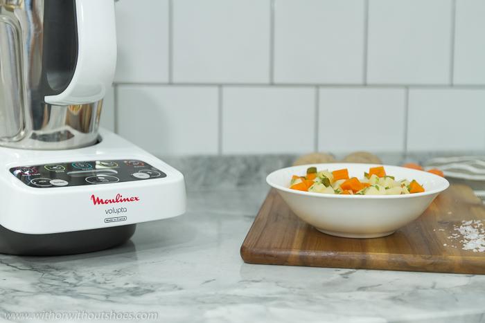 Blogger influencer cocina lifestyle opinion robot de cocina