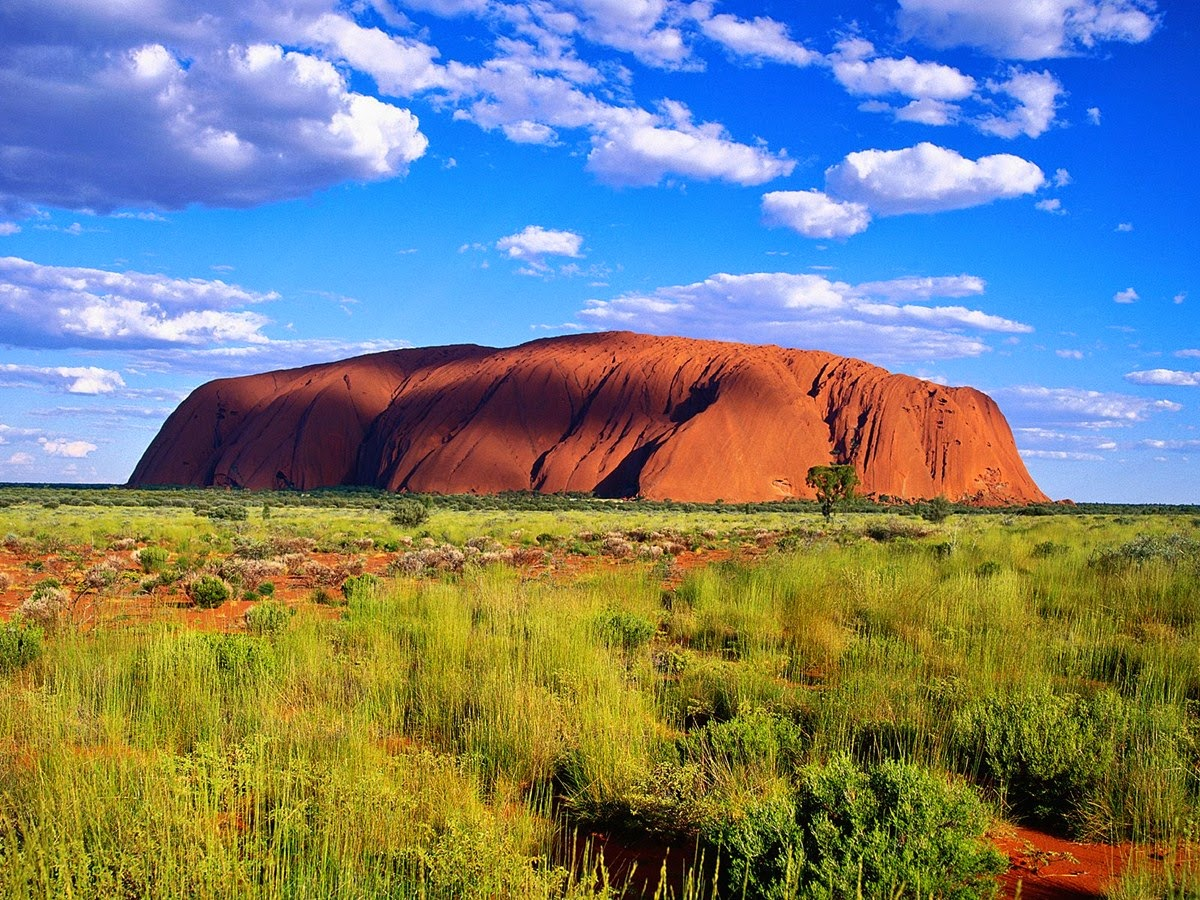 Visitare Uluru (Ayers Rock)