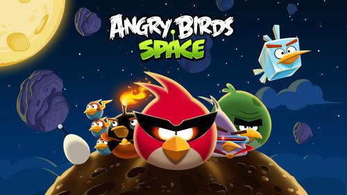 Angry Birds Space MOD APK