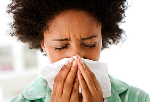Hilangkan flu dengan mudah