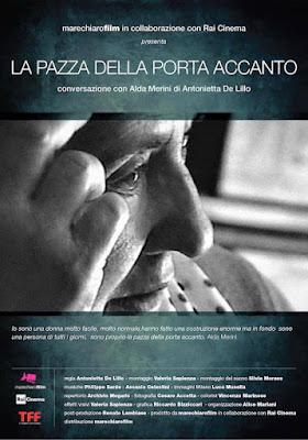 Antonietta De Lillo - Alda Merini, La pazza della porta accanto
