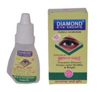 Harga Diamond Eye Drop Obat Mata Minus Lelah Terbaru 2016