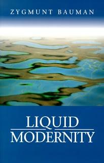 """Liquid modernity"" - Z. Bauman"