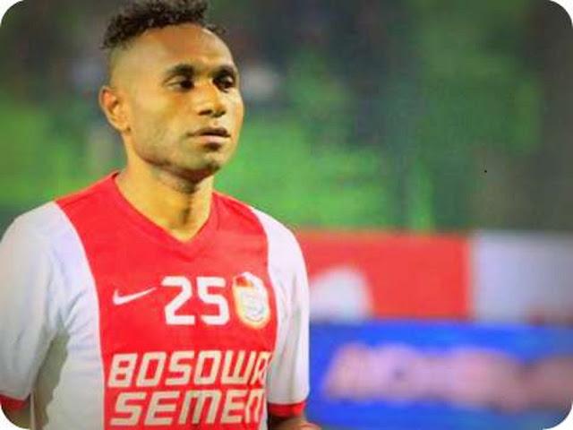 Titus Bonai Absen Saat PSM Makassar Lawan Persela