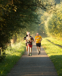 older runners