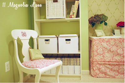 Workroom/Craft Room Makeover