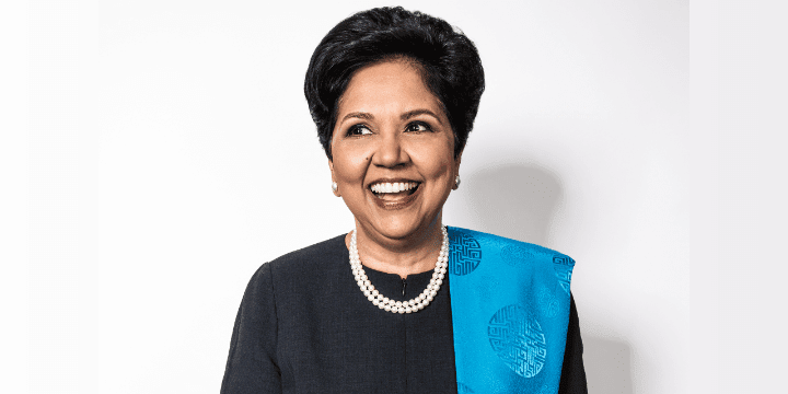 Indra Nooyi (Chairperson, PepsiCo)