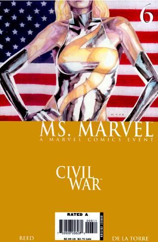 Civil War: Ms. Marvel #6 PDF