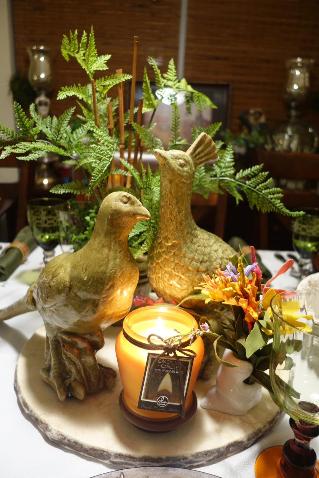 Christine S Home And Travel Adventures Thanksgiving 2016 Table