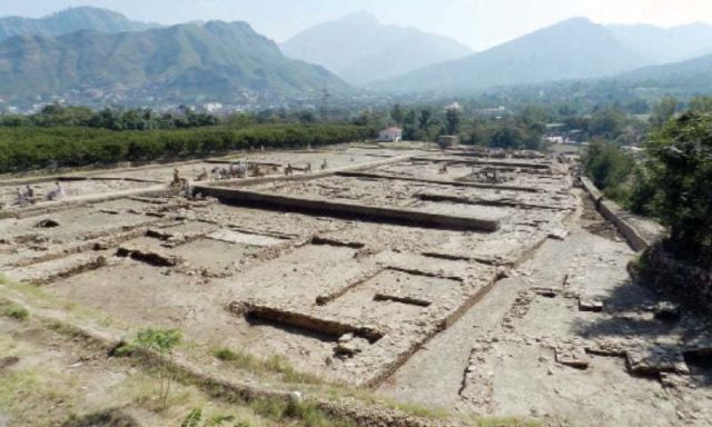 Pakistan unearths city defeated by Alexander the Great