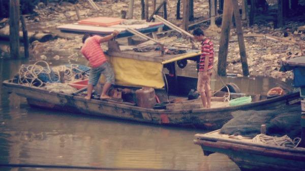 kapal nelayan, nelayan belawan, awak kapal nelayan
