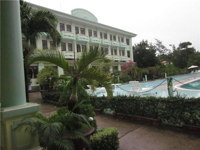 Ngắm khách sạn thiên hải sơn phú quốc