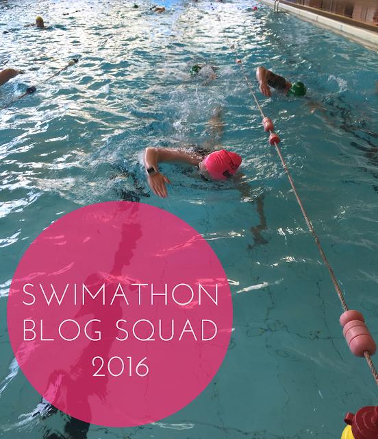 Swimathon BlogSquad