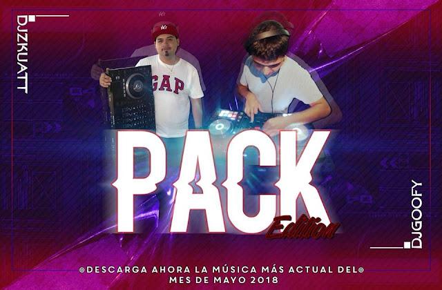 Pack Mayo 2018