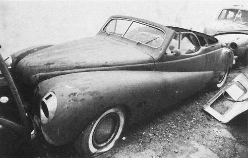Car That Brought Ford Back After Wwii