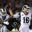 Rams spoil Gruden's return with 33-13 win over Raiders