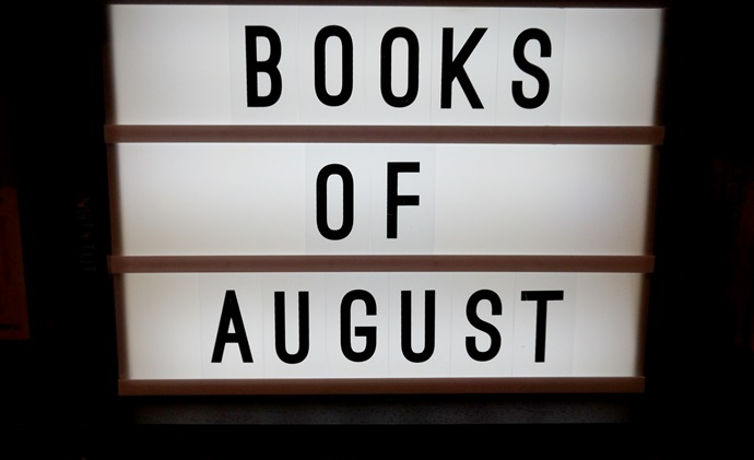 Książki sierpnia
