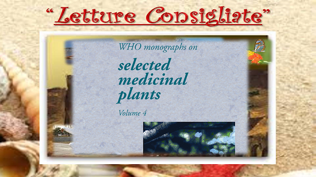 WHO Monographs on selected medicinal plants Vol. 4