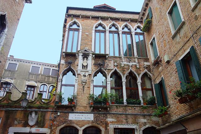 Jak se dostal Yetti do Benátek?, Palazzo Bembo Boldu, zajímavosti v Benátkách, co vidět v Benátkách, kam v Benátkách,