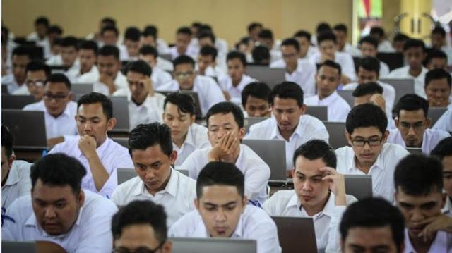 Daftar Hasil Seleksi CPNS 2018 Tes SKD Pemerintah Kota Makassar Berbagai Formasi | JabarPost Media