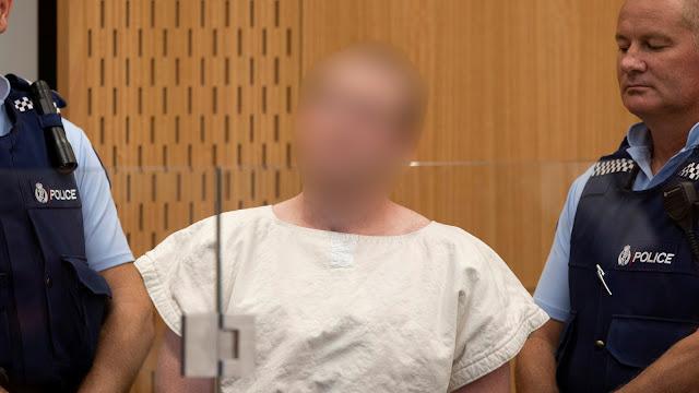 Pelaku Penembakan Masjid Christchurch Keluhkan Kondisi di Penjara