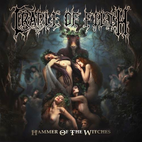 Cradle Of Filth - Hammer Of The Witches cover
