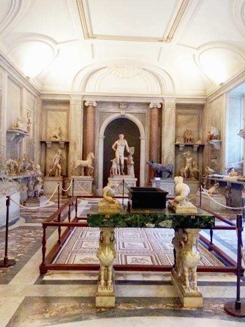 Vatican Museums - Animal Room