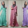 Trend Baju Muslim Perempuan Berkembang dari Waktu ke Waktu