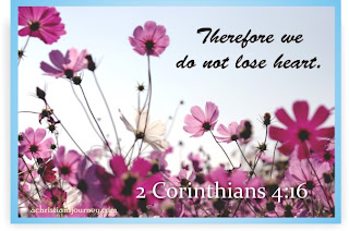 2 corinthians 4:16 artwork