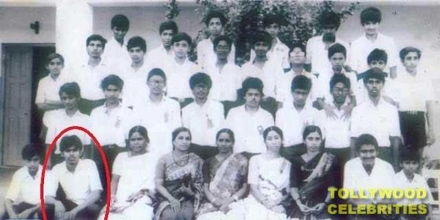 Pawan Kalyan School Life
