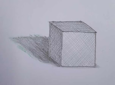 Cara Menggambar 3d Art Pensil Untuk Pemula Grafis Media
