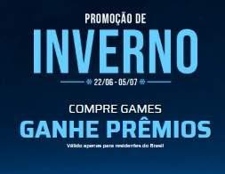 Promoção Nuuvem Inverno 2018 Compre Game Concorra Prêmios Participar