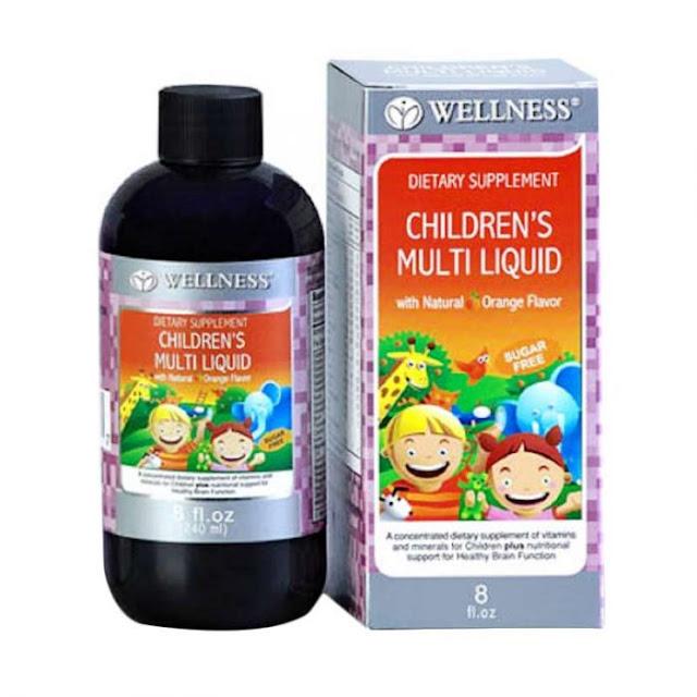 Inilah 13 Merek Vitamin Daya Tahan Tubuh Terbaik Untuk Anak
