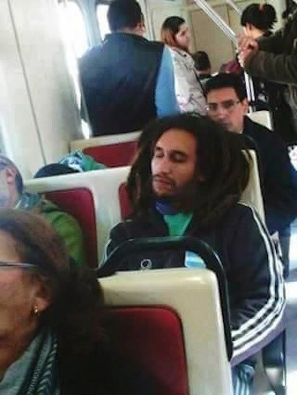 Bob Marley esta vivo.
