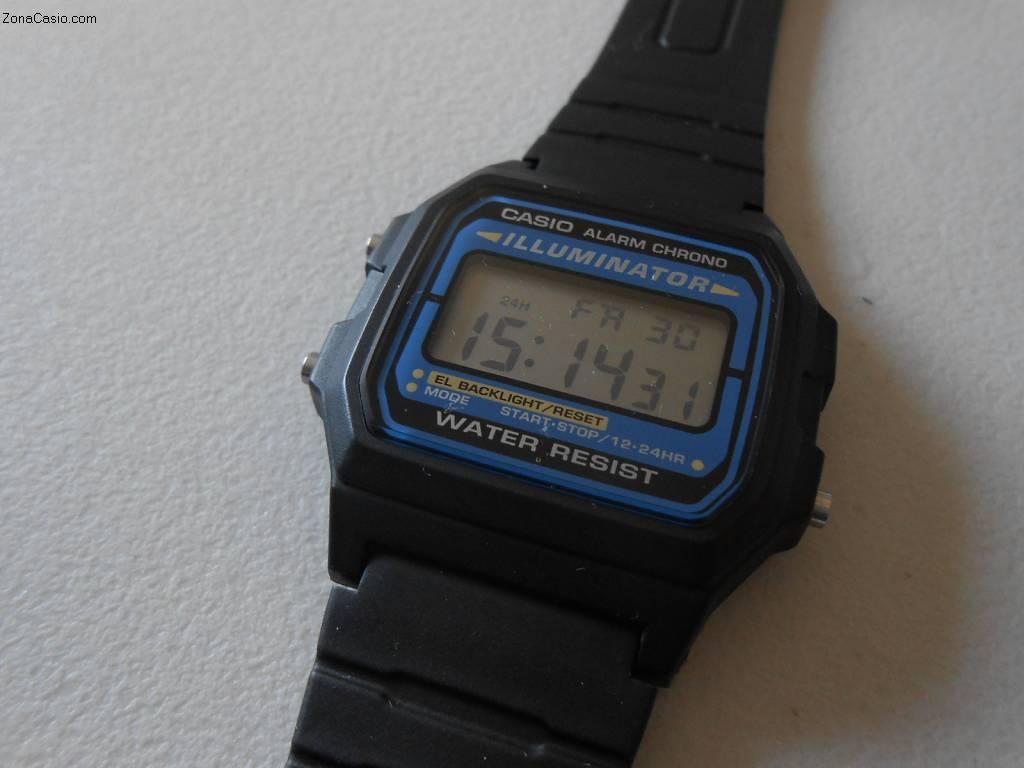 720eb89188d reloj casio modelo 3298