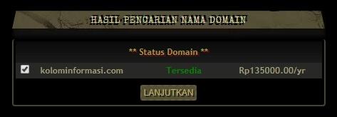 panduan membeli domain