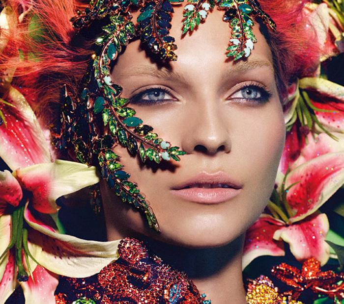 2013 German Vogue Swarovski Horoscope Calendar