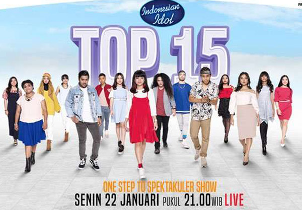 Spektakuler Indonesian Idol 2018