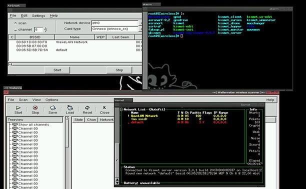 17 Sistem Operasi Terbaik Yang Sering digunakan Para Hacker